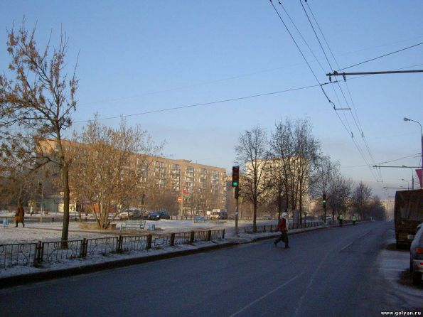 хабаровская улица фото гольяново