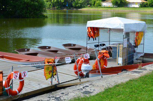 дизайн лодочная станция
